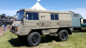 Hellgeth Engineering - Pinzgauer