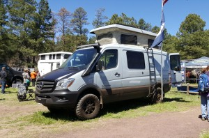 Sportsmobile Mercedes Sprinter model