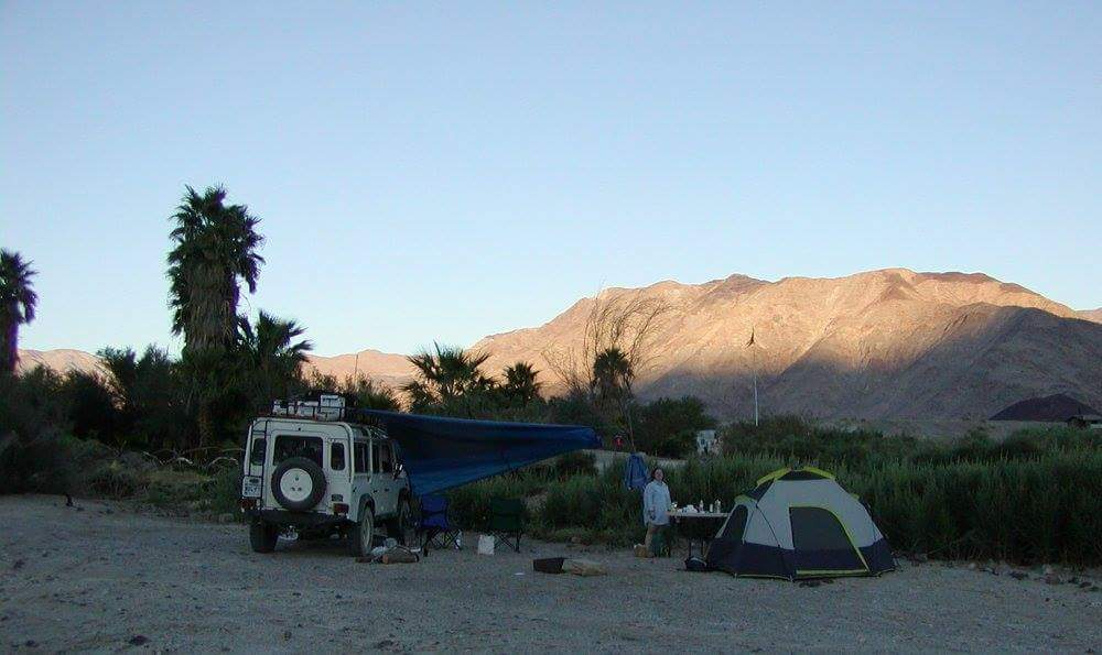 Day 26 to 28 – Saline Valley Warm Springs | Robinson Fuso